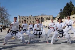 Besuch aus Avignon