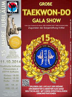 Taekwon-Do Gala